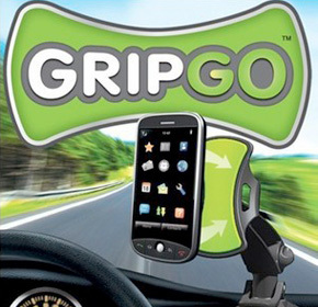 $11.00 for GripGo Universal Car Phone Holder  from Uppleva ($29.00 Value)