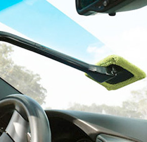 $15.00 for Windshield Wonder Microfiber Cleaning Tool from Uppleva ($30.00 Value)