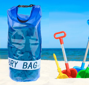 $16.00 for a Premium Waterproof Floating Dry Bag from Pandacheer ($39.00 Value)