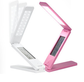 $29.00 for an LED Folding Table Lamp from Pandacheer ($41.00 Value)
