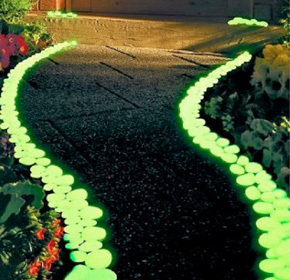 $24.00 for Glow in the Dark Pebbles from Pandacheer ($60.00 Value)