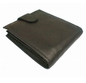$25.00 for a Genuine Leather Men's Wallet  from Pandacheer ($34.00 Value)