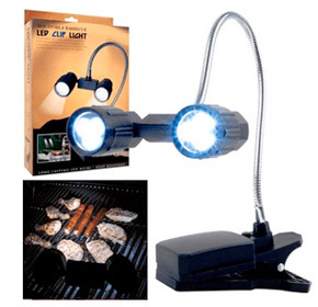 $15.00 for an LED Barbecue Grill Light from Pandacheer ($29.00 Value)