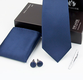 $28.00 for a Father's Day Tie and Accessory Kit from Uppleva ($89.00 Value)